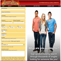 dating site for bisexuals Reviews of 10 best bi dating sites top 10 bi dating sites features detailed and original reviews of bisexual dating sites we have been regarded as one of the best sites for reviews of bisexual dating websites and each of our reviews are not a subject of biasness or intended to mislead anyone.